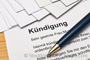 Kündigung - Absehen vom Fahrverbot bei konkret drohendem Arbeitsplatzverlust – berufliche Härte